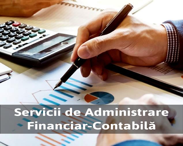Servicii de Administrare Financiar-Contabila